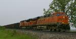 BNSF 6222 West