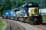 CSXT SD40's