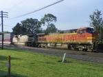BNSF 5498 BNSF 599