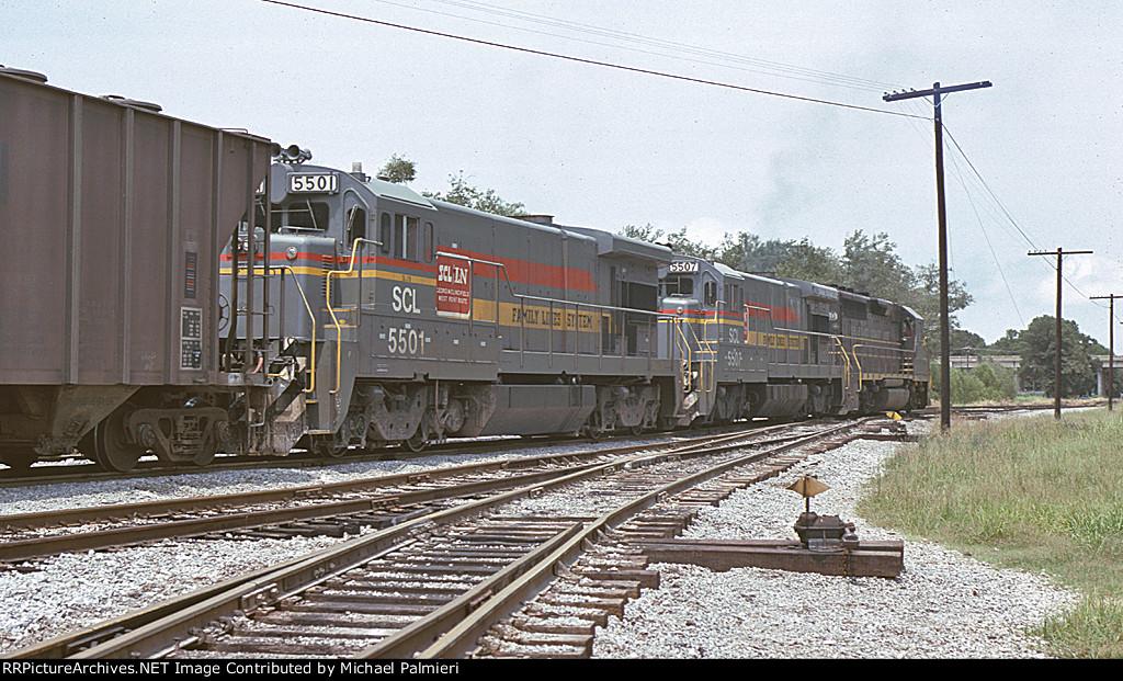 L&N Train 404