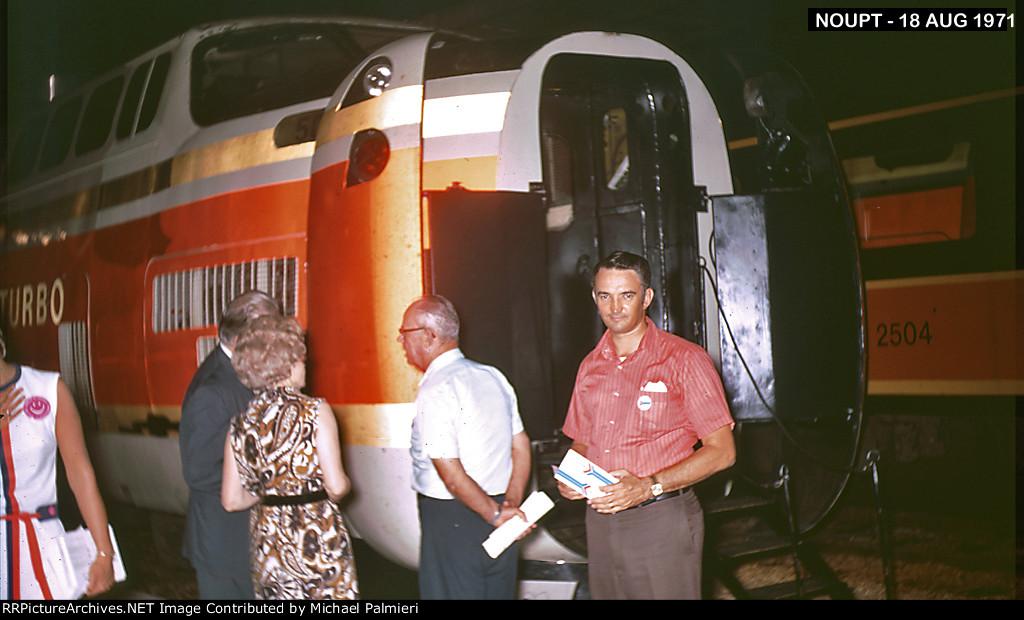 Amtrak Turbo 50