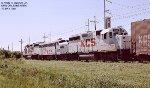 KCS Train No. 54