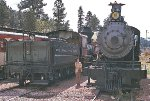 Black Hills Central Locomotives