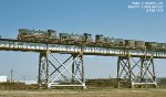 Westbound Coal Train (2)