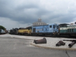 Assortment of locomotives