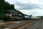 Eastbound NS Intermodal Train