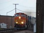 BNSF 4995