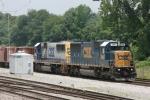 CSX 2482 (ex Conrail)