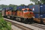 BNSF 2739 Coal unit heads south