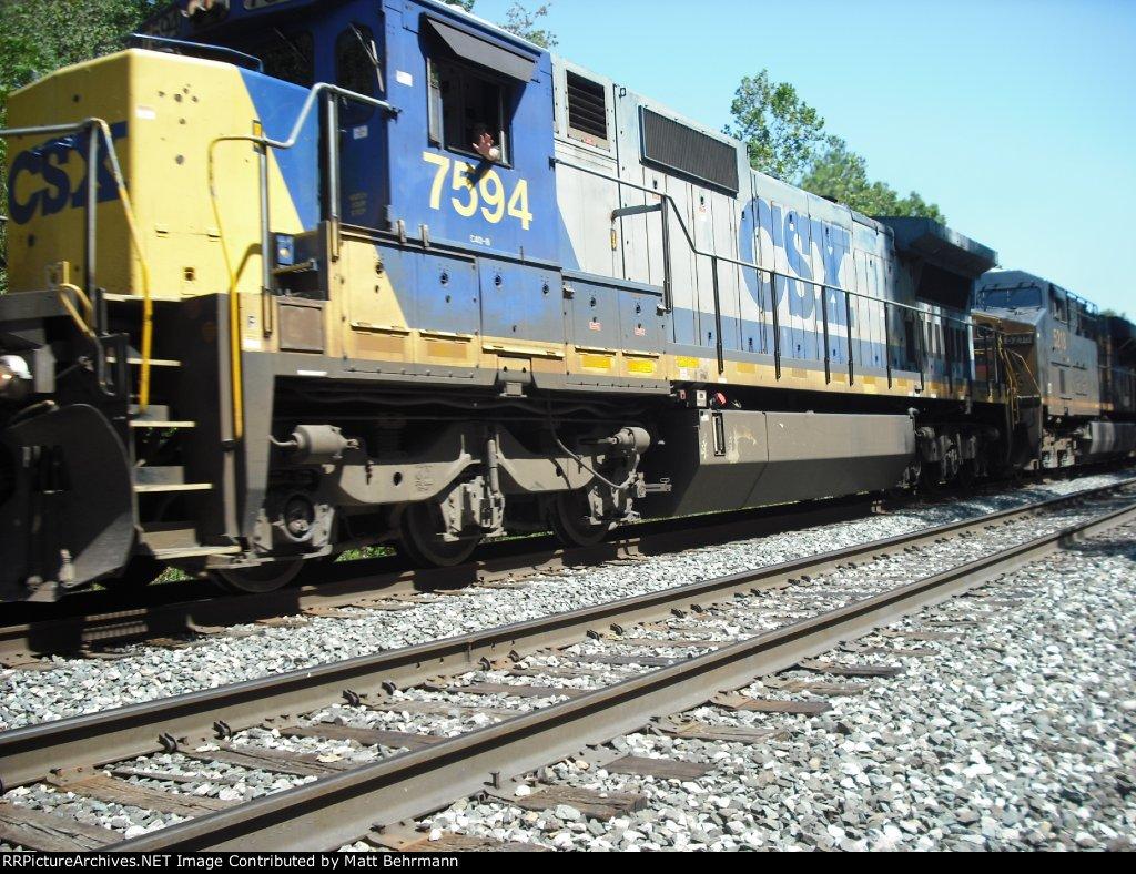CSX 7594