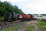 Central New England Railroad's RS1's