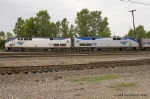 Amtrak 133 & 188
