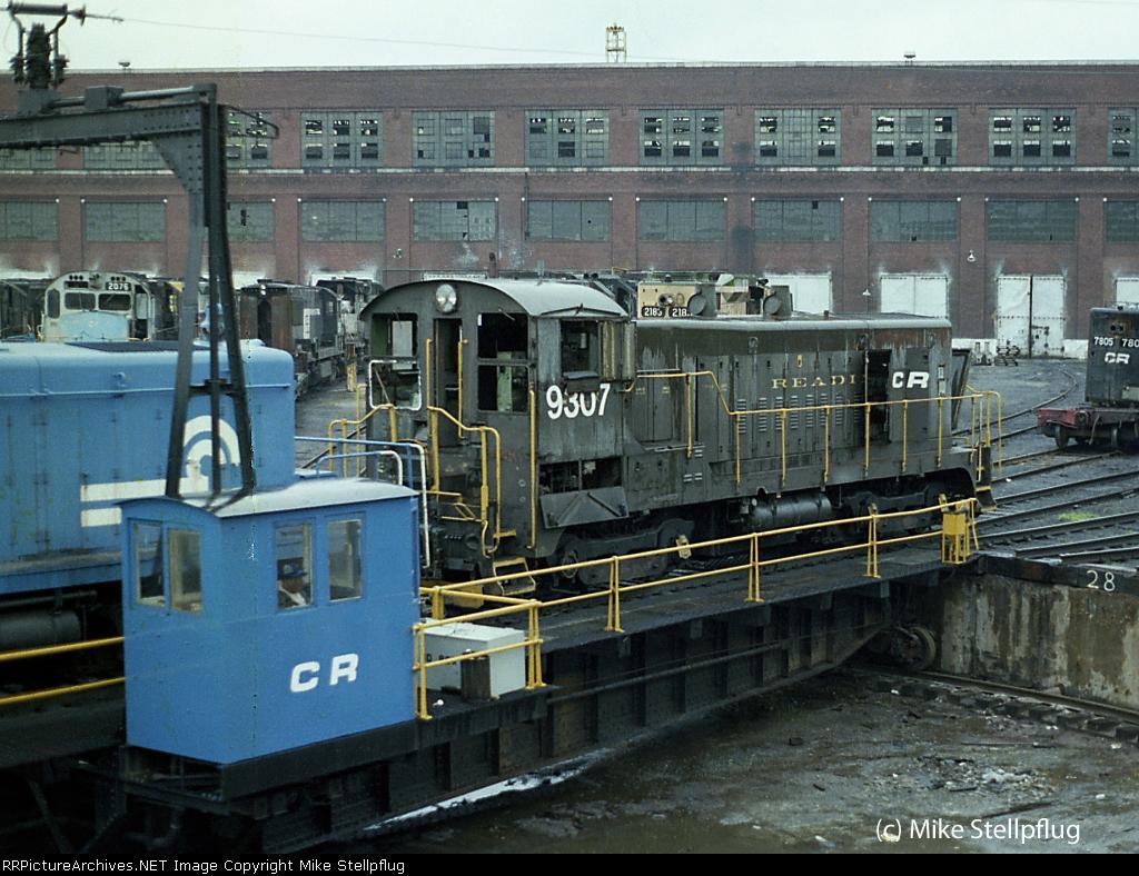 CR 9307