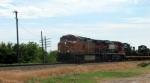 BNSF 5473 & FXE 4617