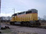 UP 396 sits for the weekend
