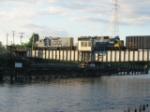 D712 heads over the Swingbridge