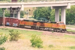 Eastbound manifest eases through Division