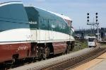 Amtrak Cascades MT Olympus