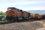 BNSF 7785 on the back