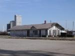 Ness City Depot