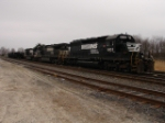 Carneys Point coal train power