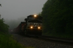 NS 9193 in the fog
