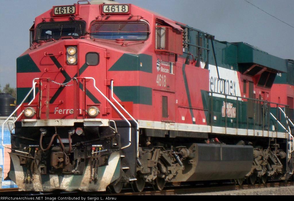 Ferromex ES44AC 4618