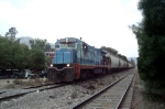 Ferrosur en Tenayuca