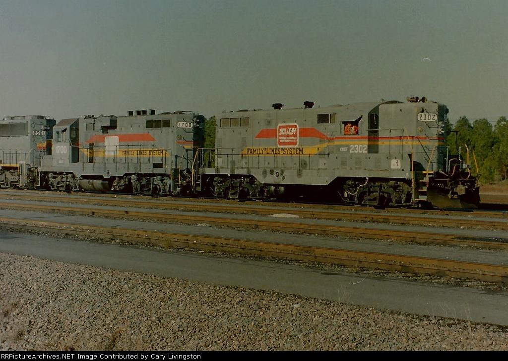 CSX 2302