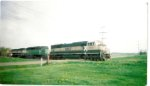BNSF 9751