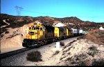 ATSF SD40-2 5177 - East of Alray