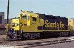 ATSF 2868 at San Bernardino