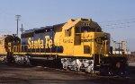 ATSF 5032 at San Bernardino