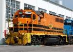 Bay Line GP40-2 # 2051