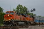 BNSF 7499 West