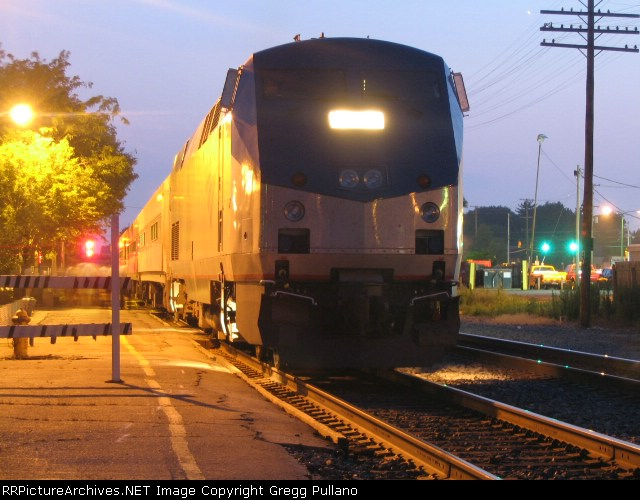 Amtrak Train #364