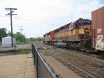 CN Train #395