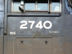 NS 2740 cab side