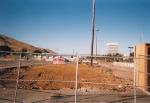 South San Francisco station after demolition