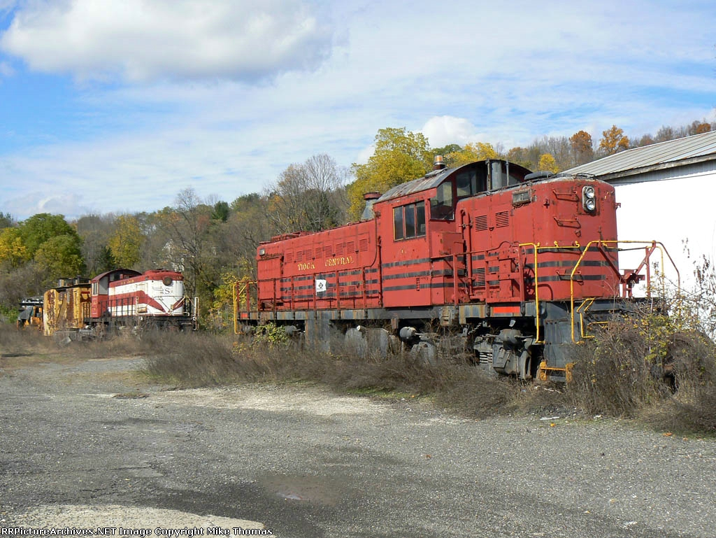 Wellsboro Yard