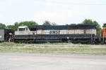 BNSF 9743