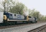 CSX 7058