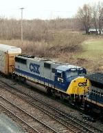 CSX 8772