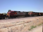 BNSF 706 & 994