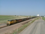 UP SB Coal on BNSF Red River Valley Sub
