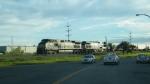 NS Intermodal crew change