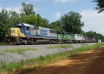 Six locomotives.....six paint schemes!
