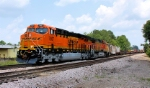 BNSF's newest Locomotive