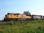 Flagged SD70M