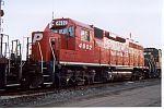 CP RAIL 4602